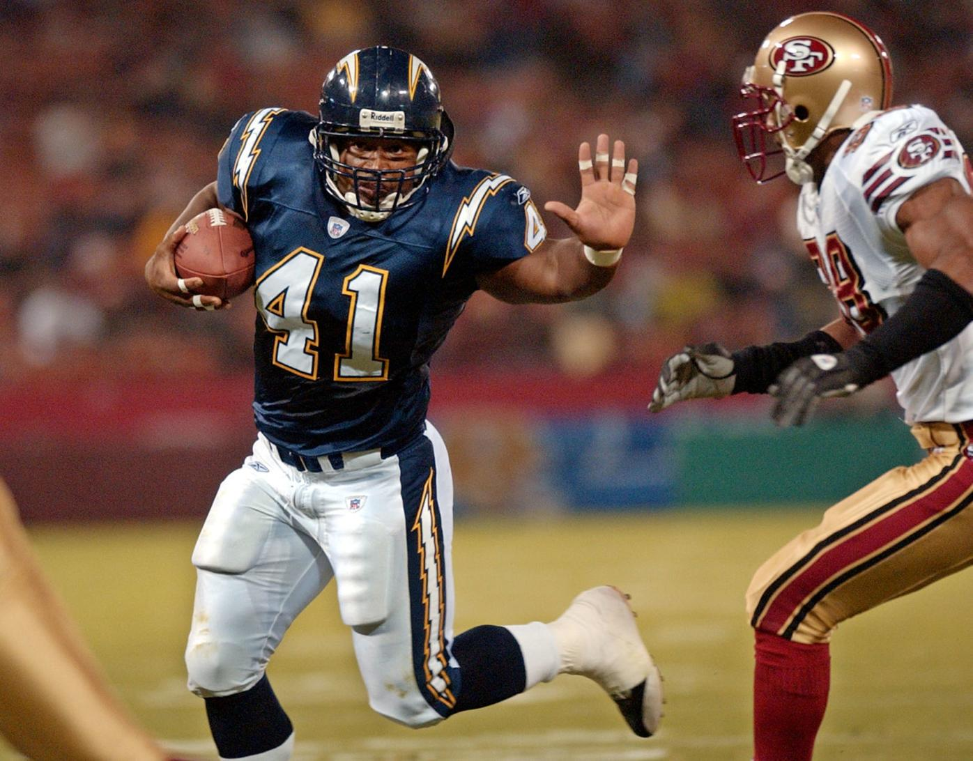 Lemoore High alum Lorenzo Neal nominated for Pro Football Hall of Fame Class of 2020