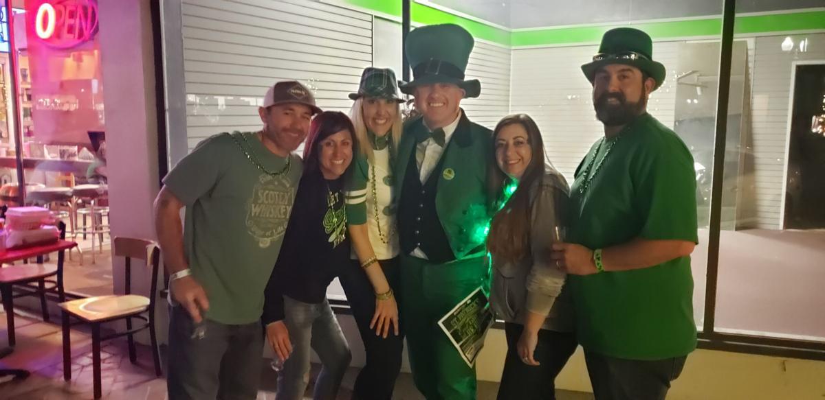 Everybody's Irish group 2