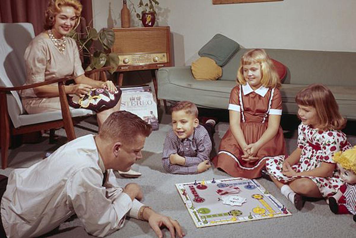 Remember: Board games