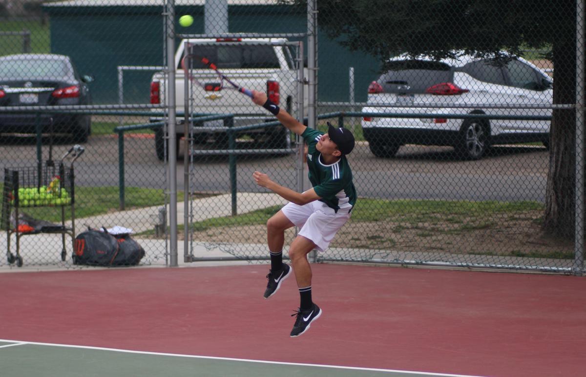 Tennis: Kingsburg vs Selma
