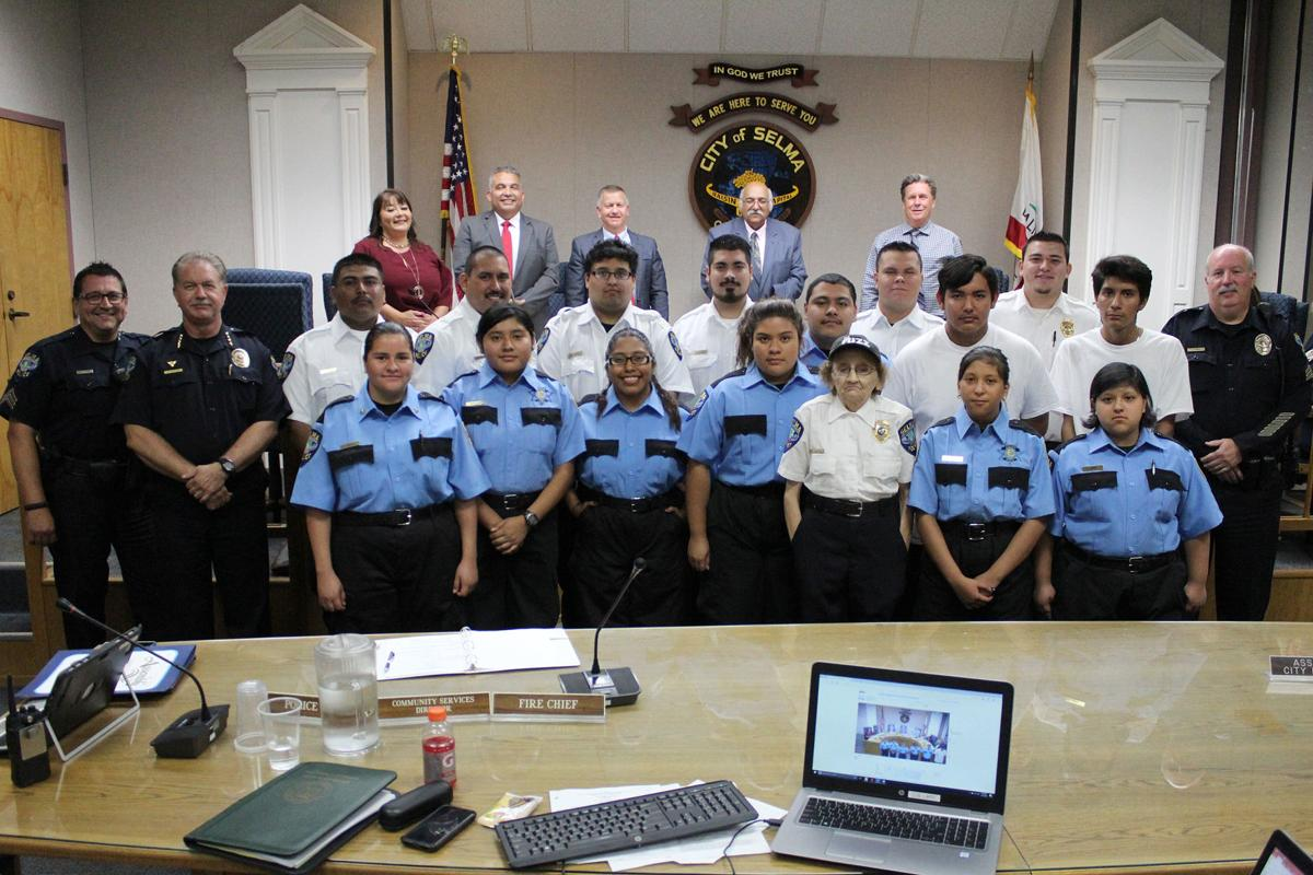 City manager: Explorers, VIPs