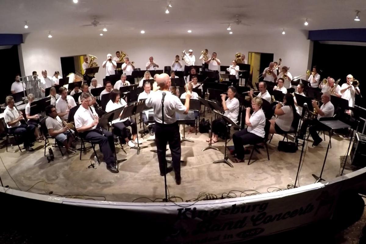 Kingsburg City Band: Screenshot