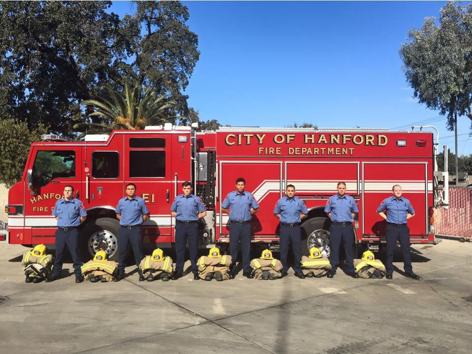 HFD volunteers