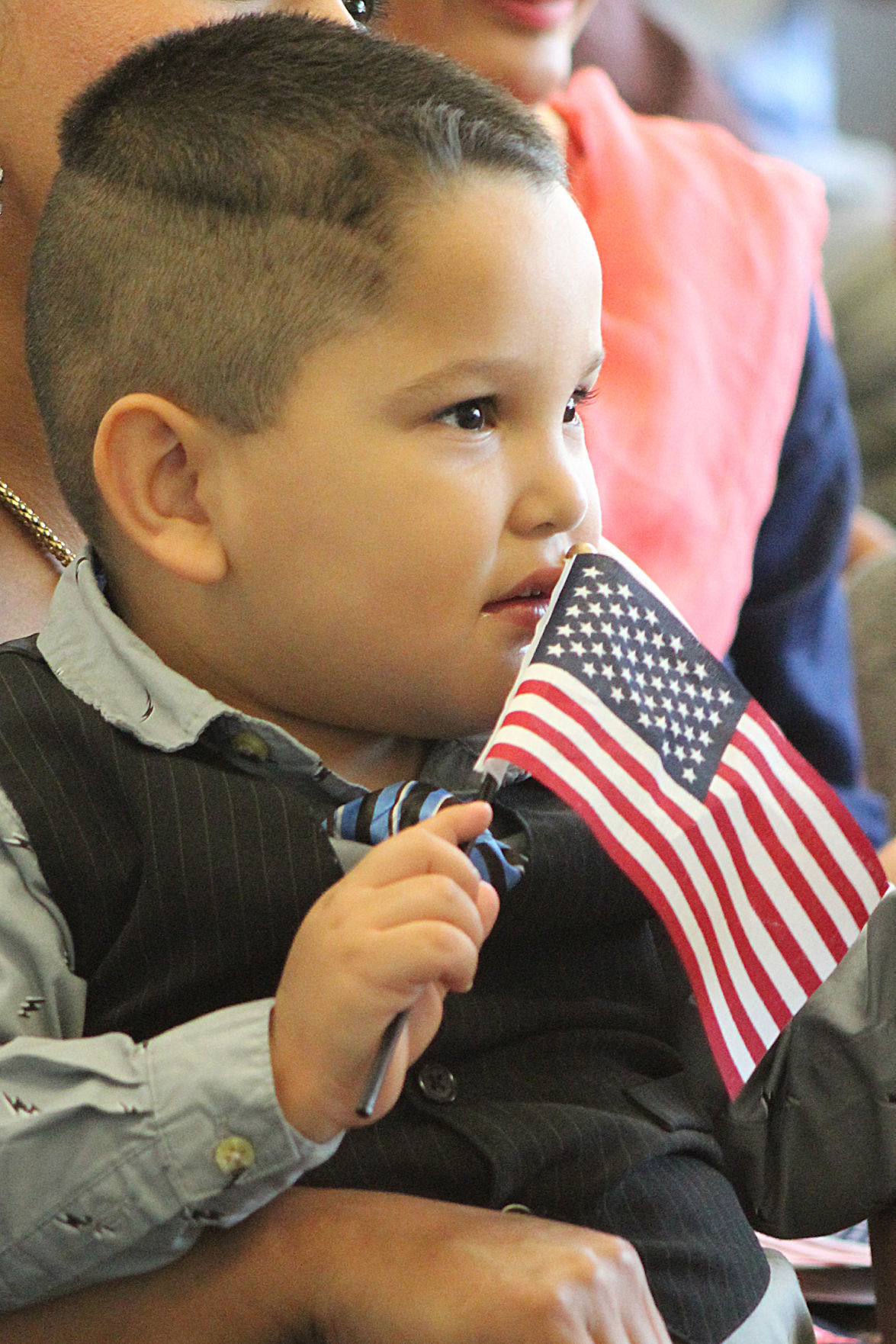 New Americans: Youngest
