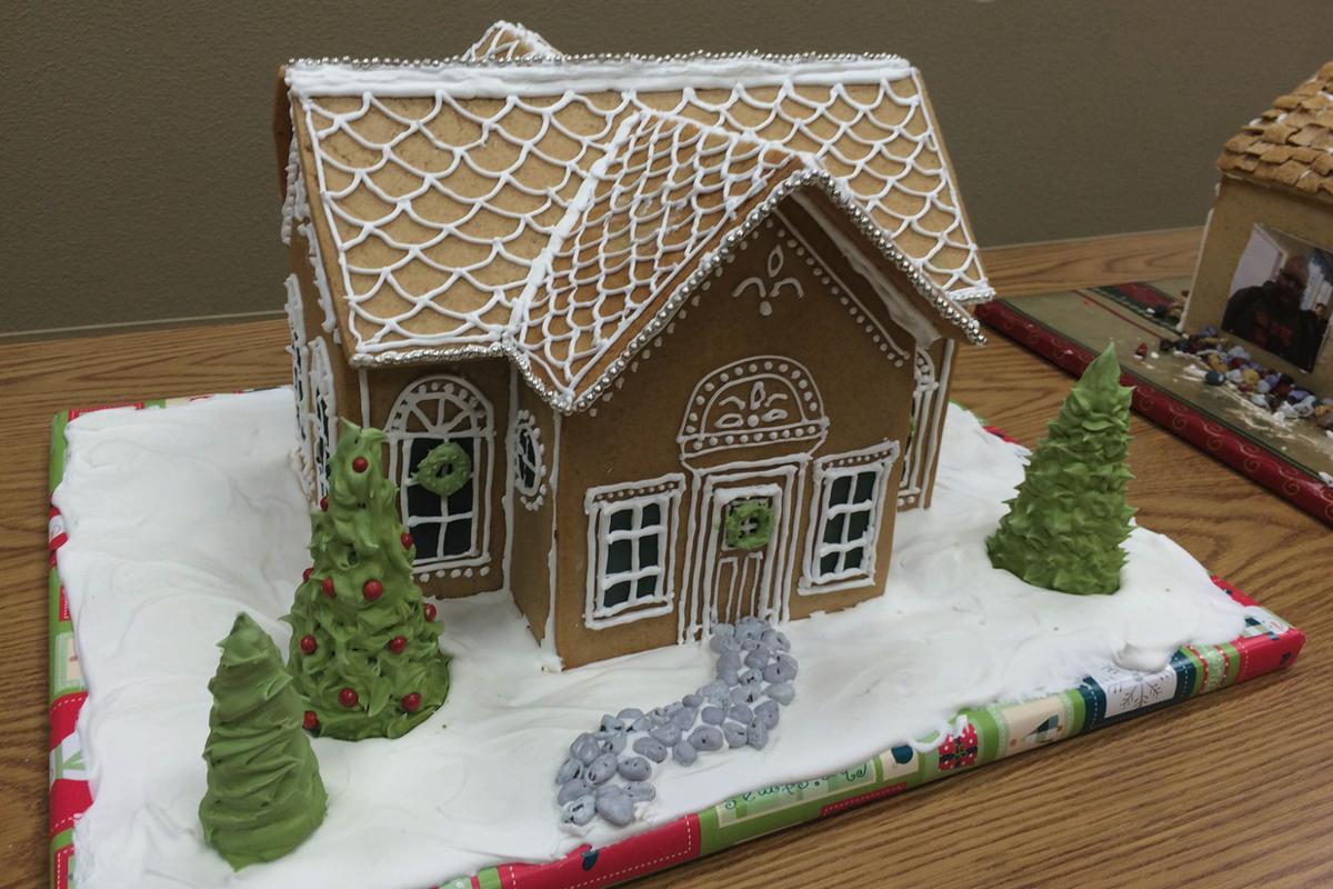 Gingerbread house: Previous winner