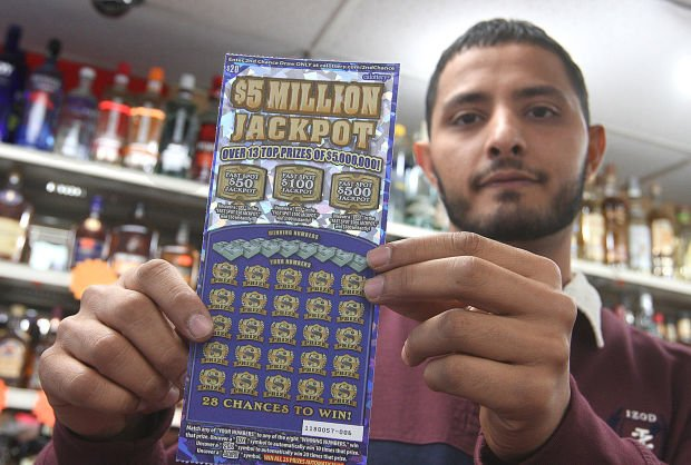New 20 Scratcher May Be Too Pricey Local
