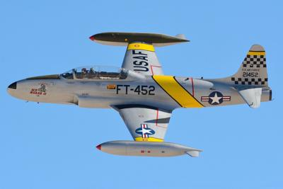 Dial Easy: Ace Maker Airshows and the T-33 Shooting Star