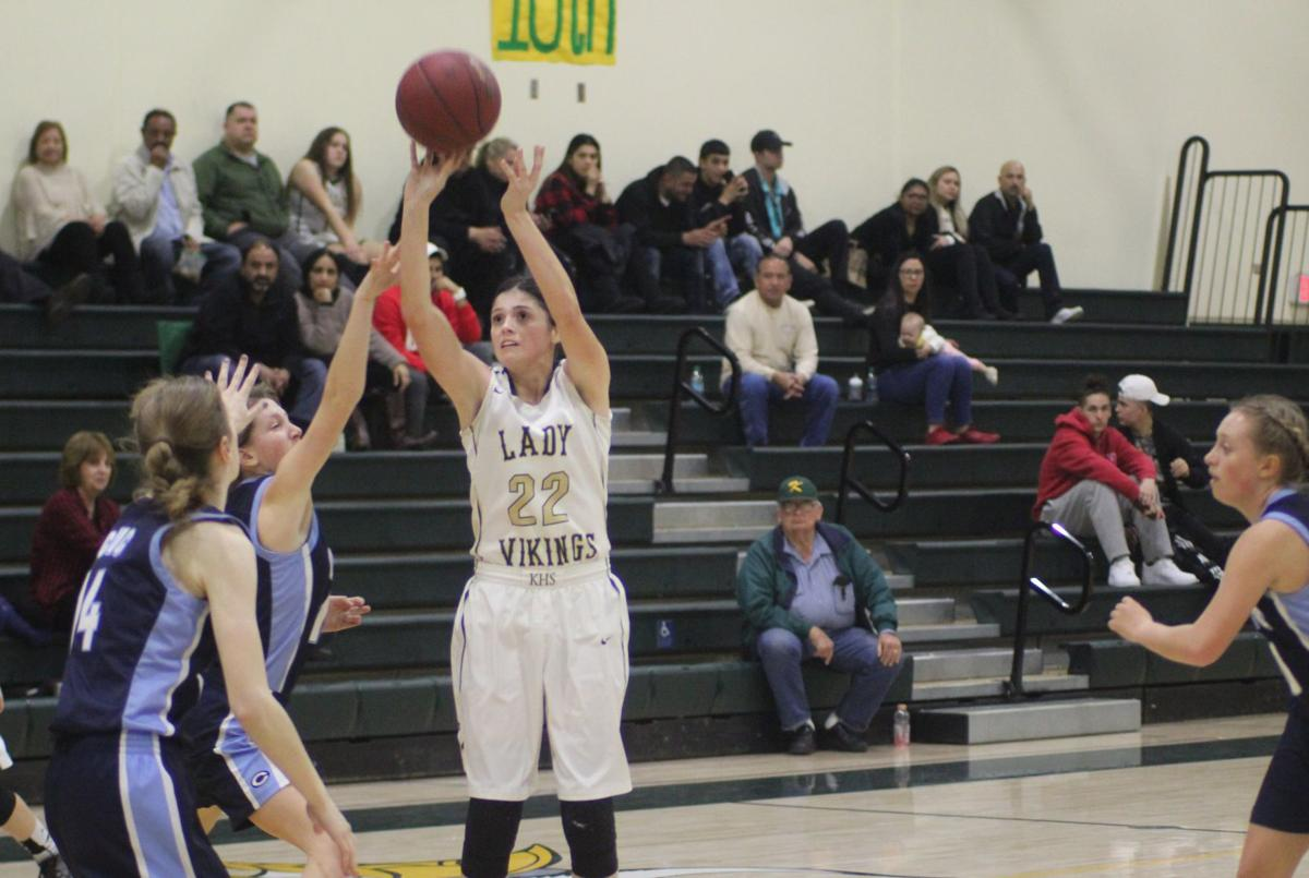 Girls basketball: Kingsburg tops CVC