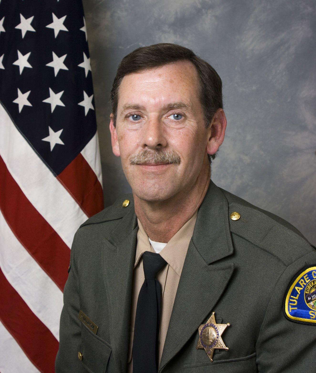 Sheriff unveils Memorial Highway