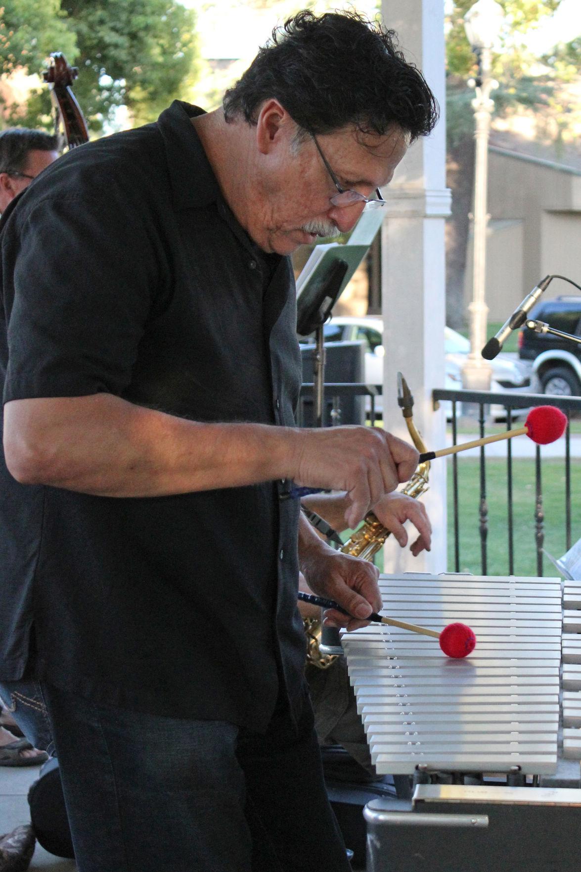 Selma summer concerts: Tony Manjarrez