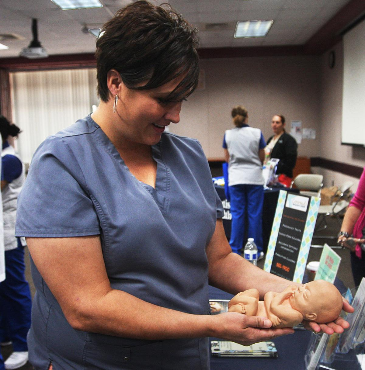 Health Fair at West Hills College Lemoore