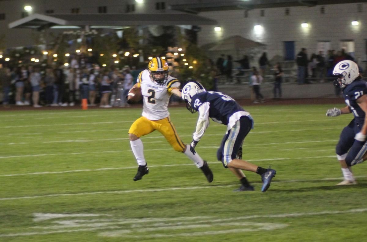 Vikings stay perfect with win over CVC
