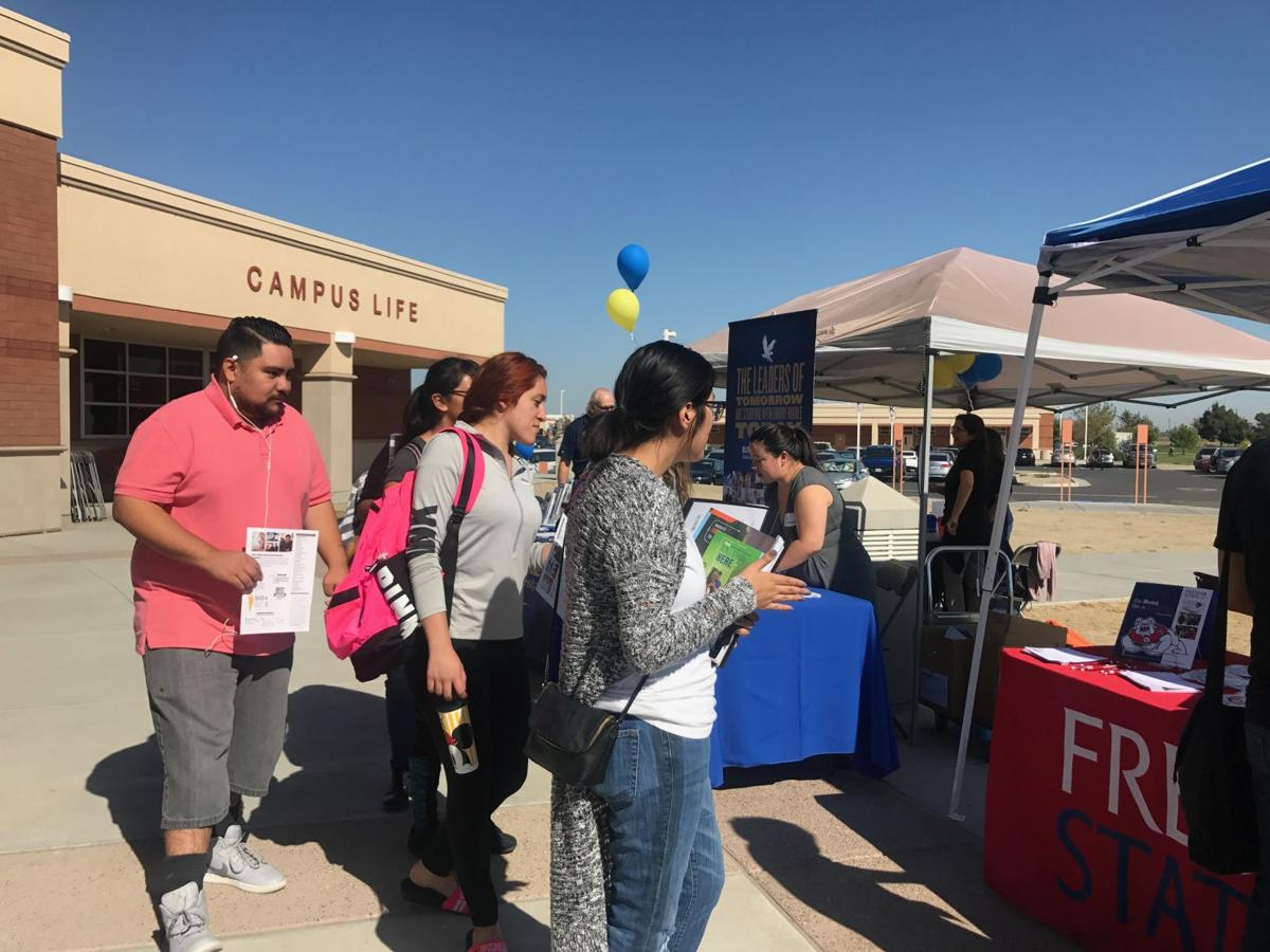 WHCL hosts transfer fair for students