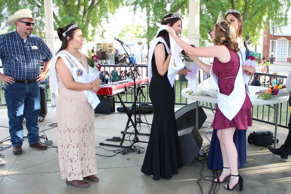 Raisin Festival: Queen named