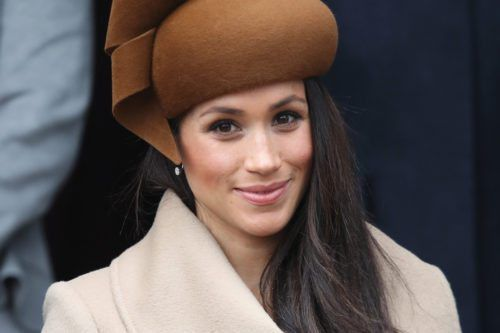 How To Get Meghan Markle's 'Audrey Brows'