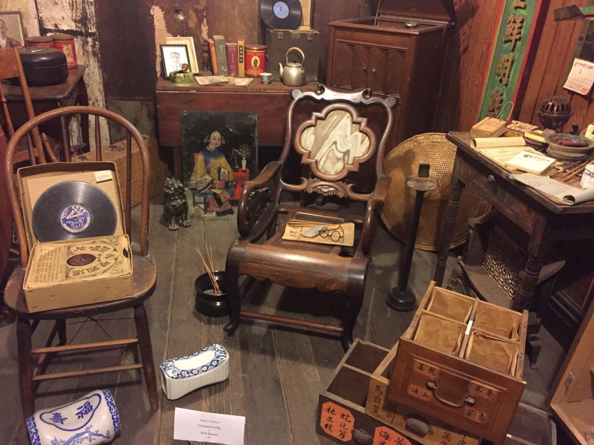 Hanford host hidden treasures