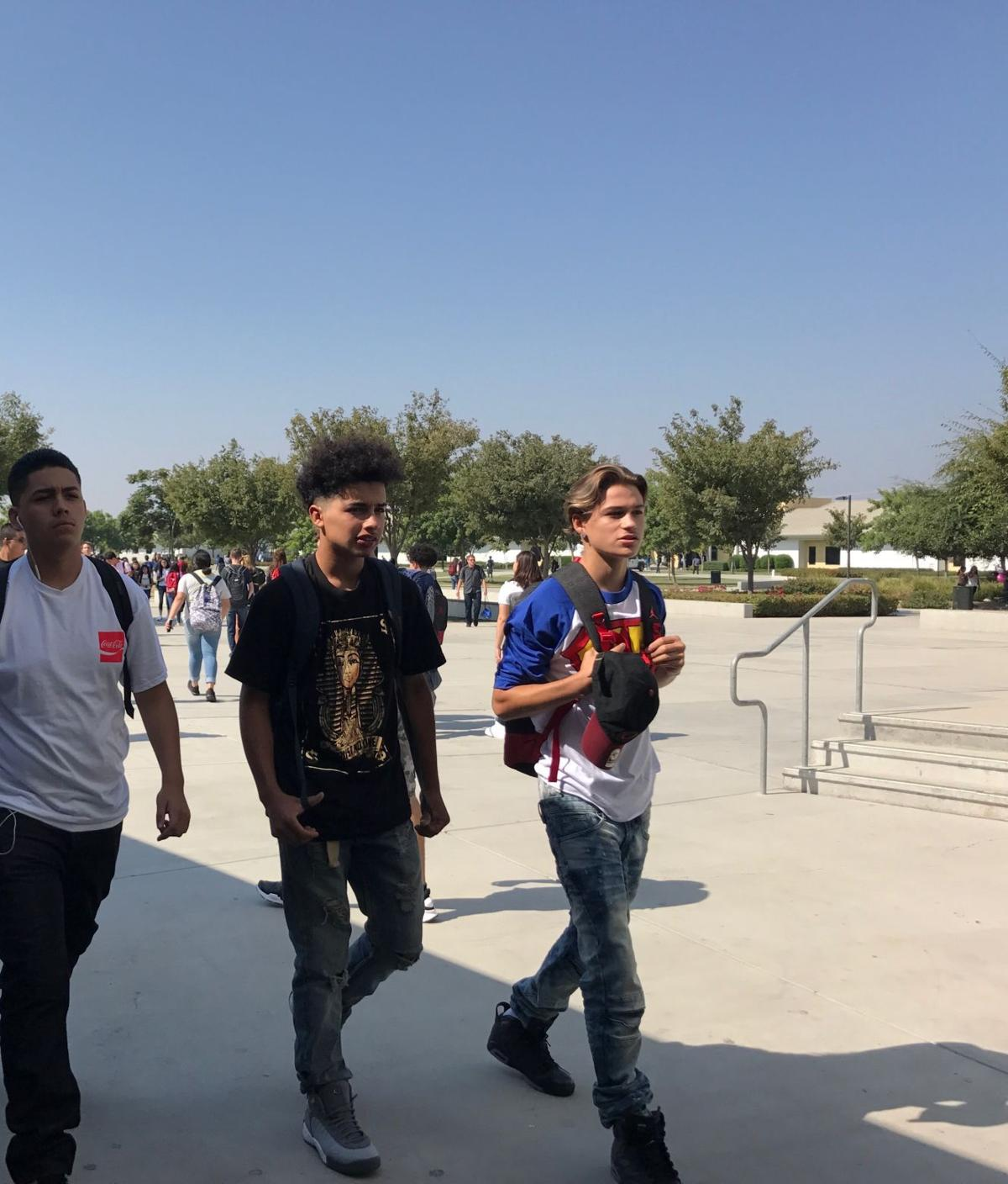 Hanford Joint Unified School District starts the new school year