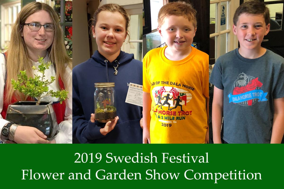 Flower and Garden: Youth winners