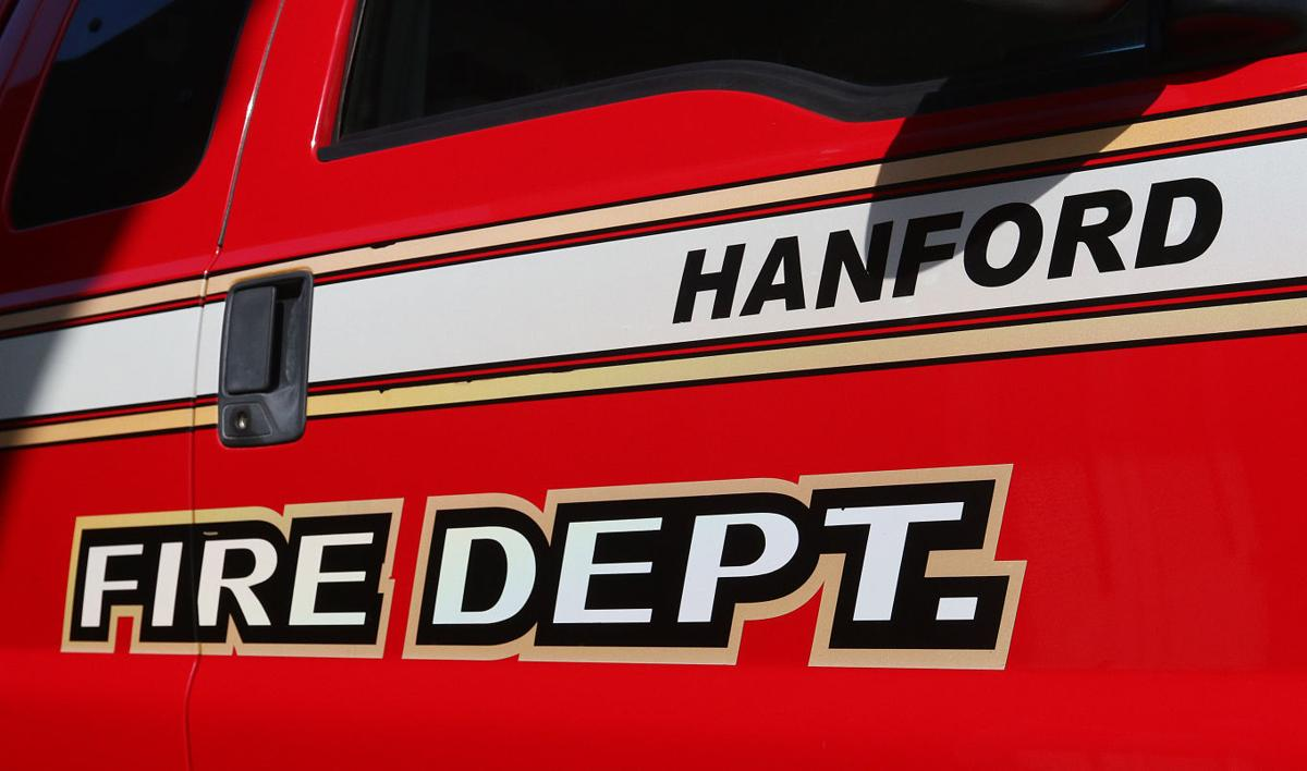 xyz Hanford Fire department