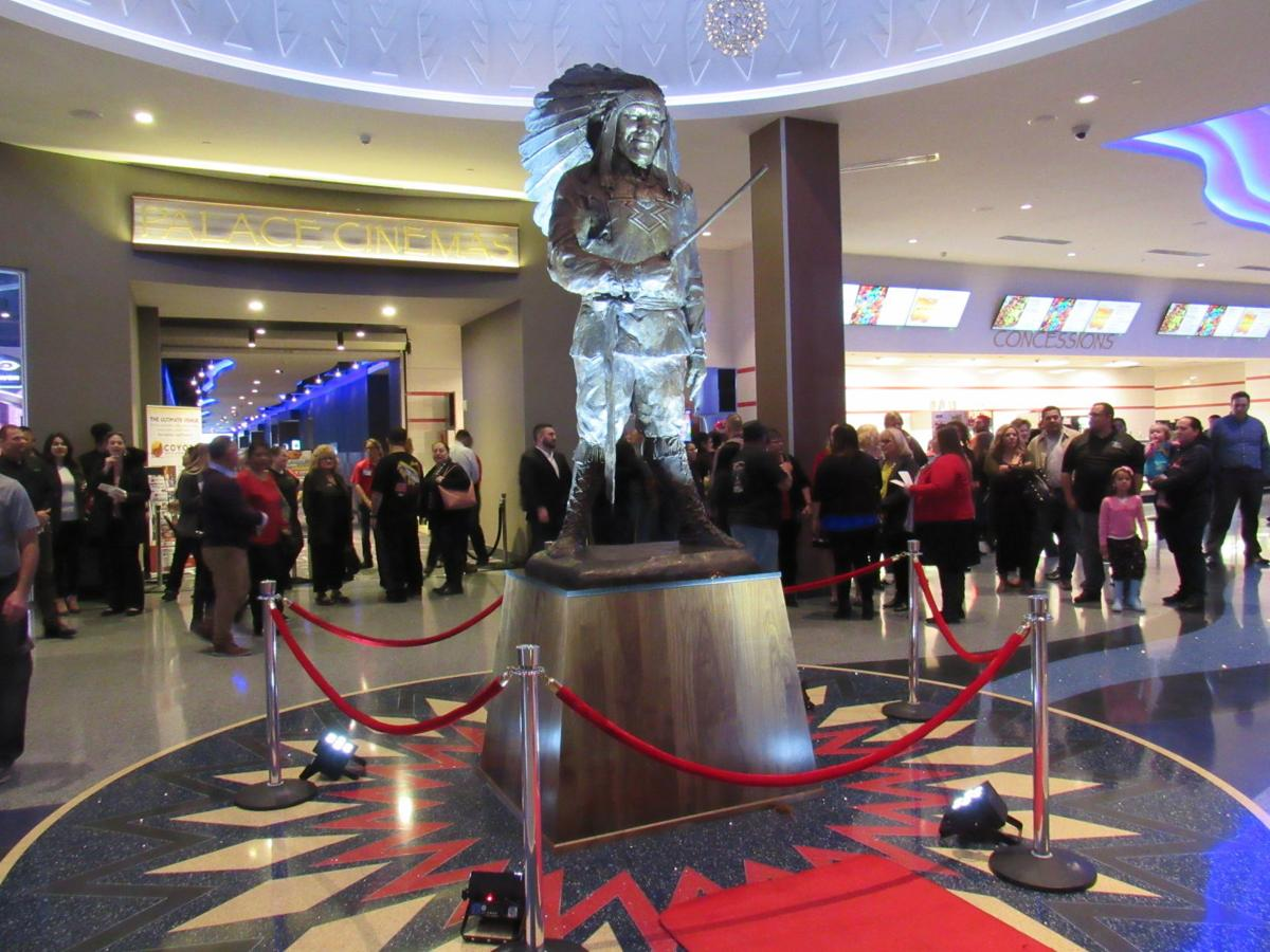 Coyote Entertainment Center grand opening