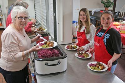 Danish Society: Christmas dinner