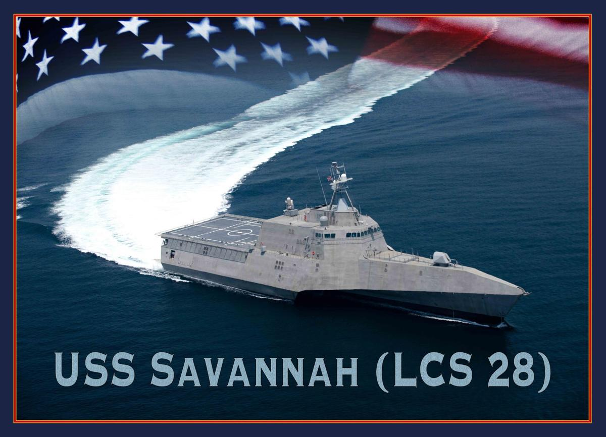 Secretary of the Navy names two Littoral Combat Ships