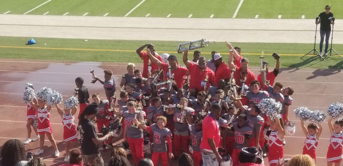 Hanford Rebels win championship