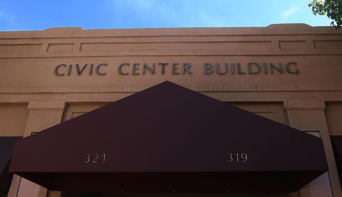 xyz civic center building