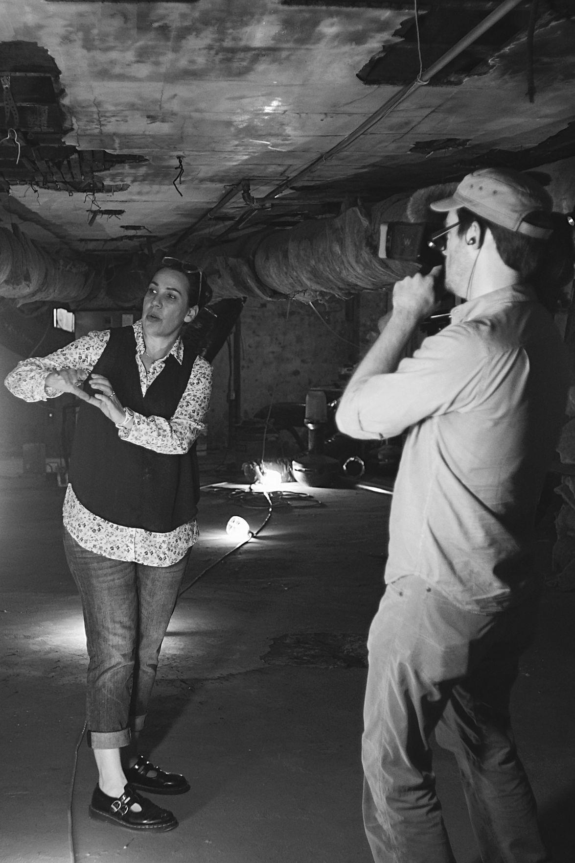 Filmmakers: Kjirsten Harpain