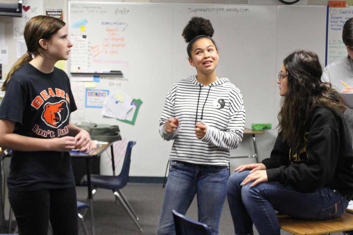 Selma High drama: Rehearsals 8
