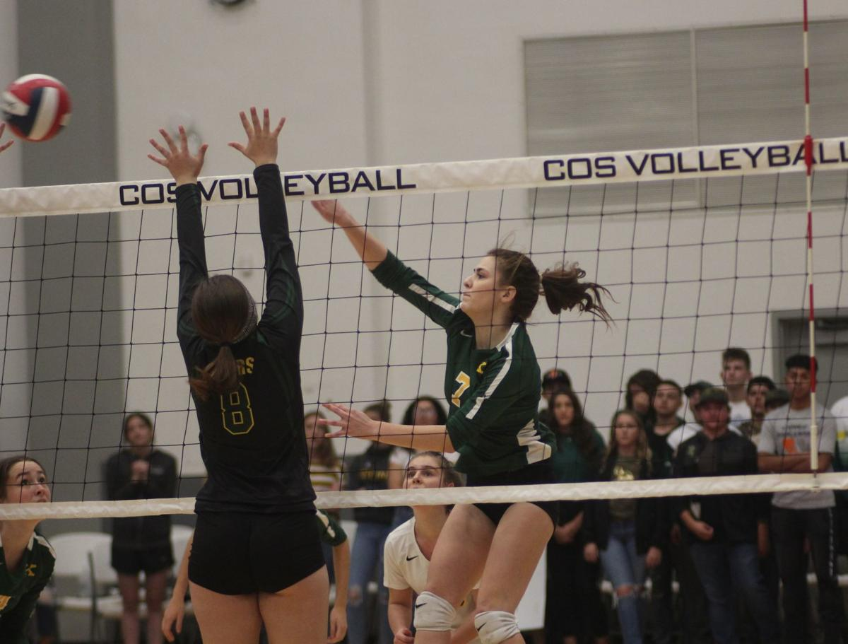 Kingsburg volleyball