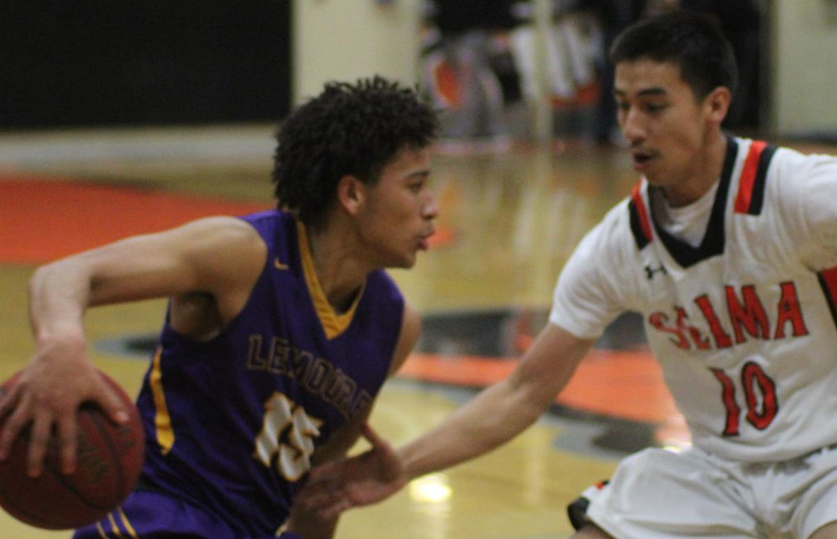 Lemoore basketball: Sean Patrick