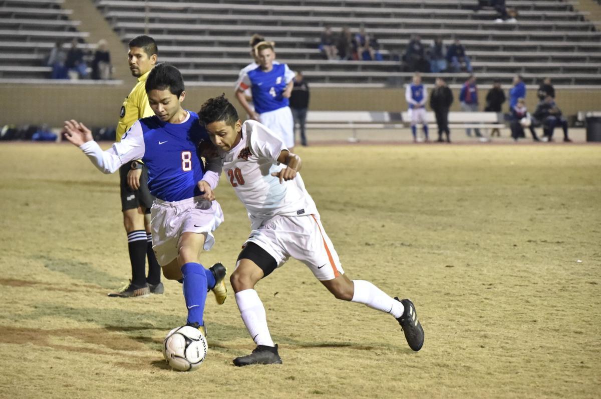 Selma soccer: Carlos Figueroa