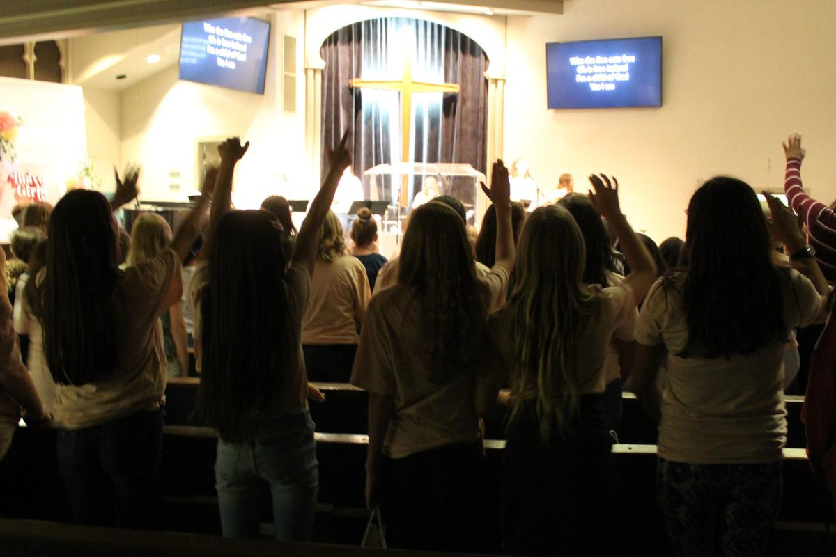 Brave Girls: Praise songs