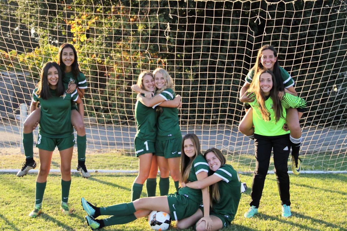 Kingsburg girls soccer: Sisters
