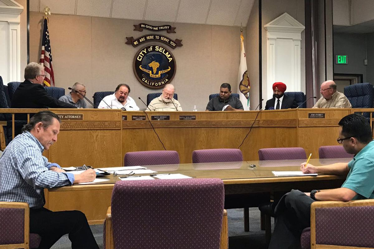 Business: Planning Commission meets