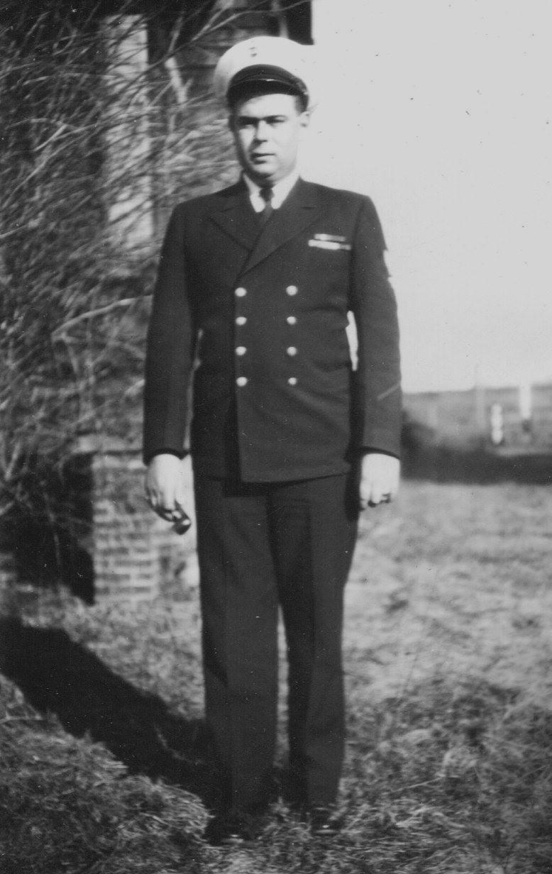 At 100 Years Old, Navy Veteran Presented Bronze Star Medal