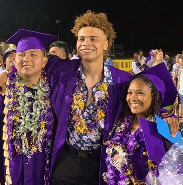 Lemoore HS graduates reminisce, look forward to the future