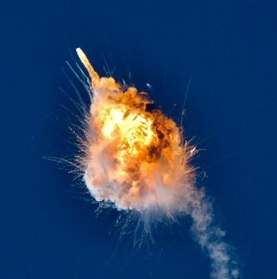090221 Firefly explodes
