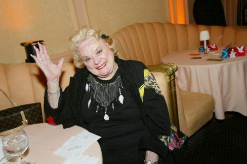 5 Facts About Rose Marie, Actress And Showbiz Legend