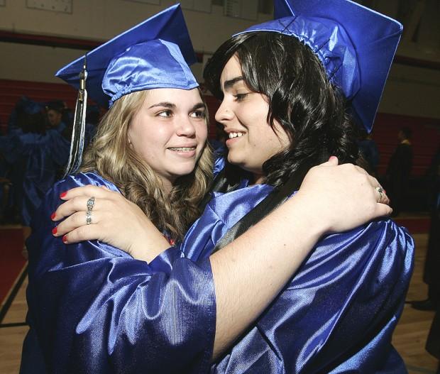 Hanford West High graduation