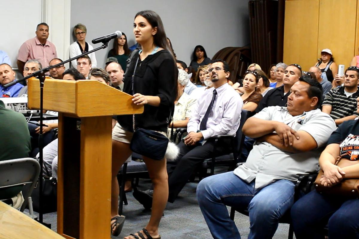 Residents: Students afraid to return to stadium