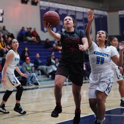 Hanford High girls hoops move to 5-0