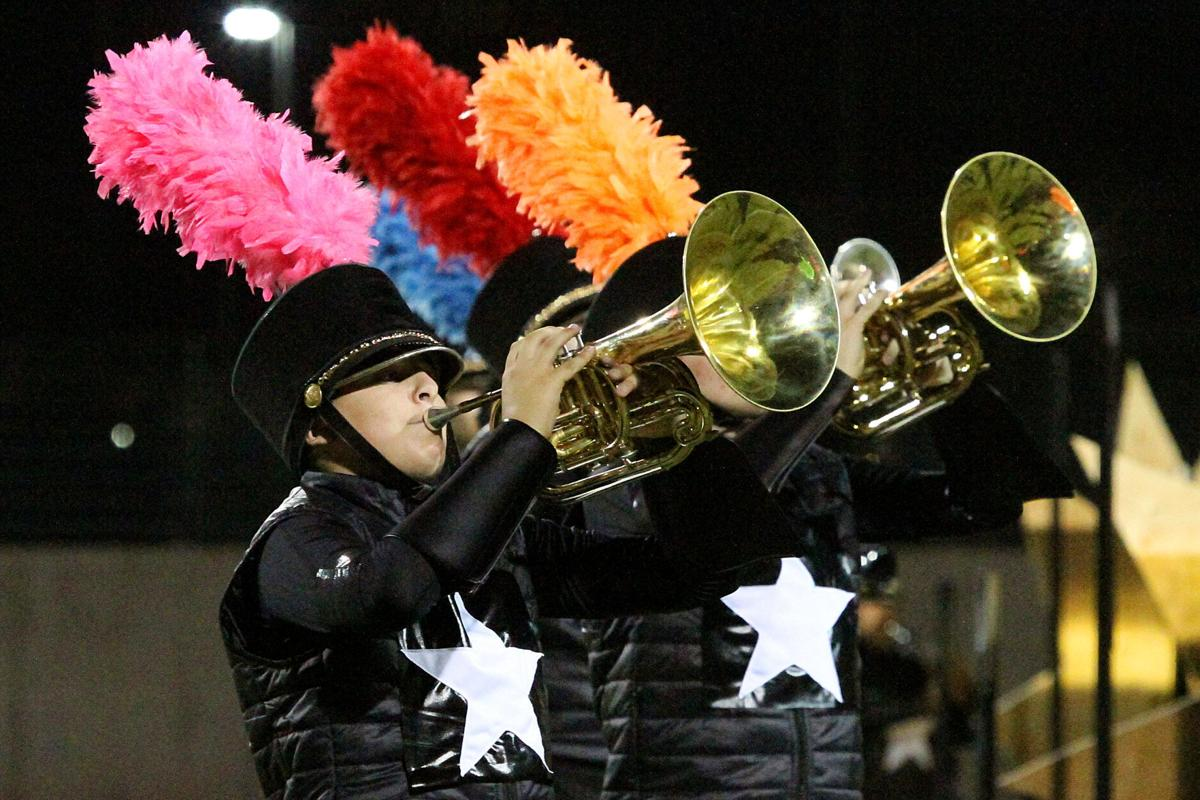 Marching bands: Three events