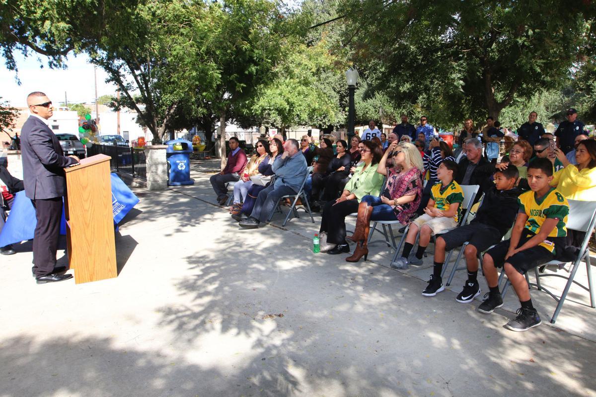 Gagnon: Addresses supporters