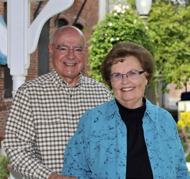 Lemoore King and Queen: Jim and Beverly Forte