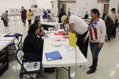 Elections office updates: Voting update