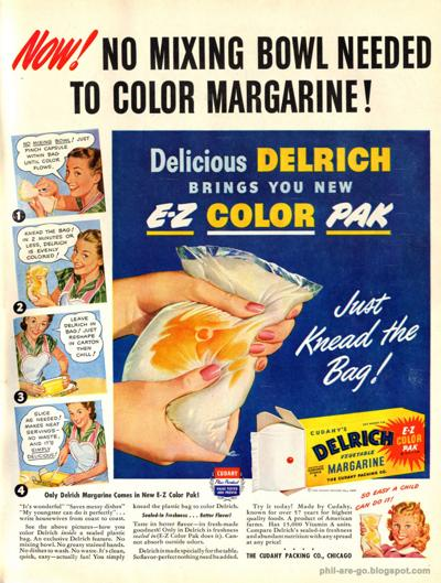 Remember When: Margarine ad