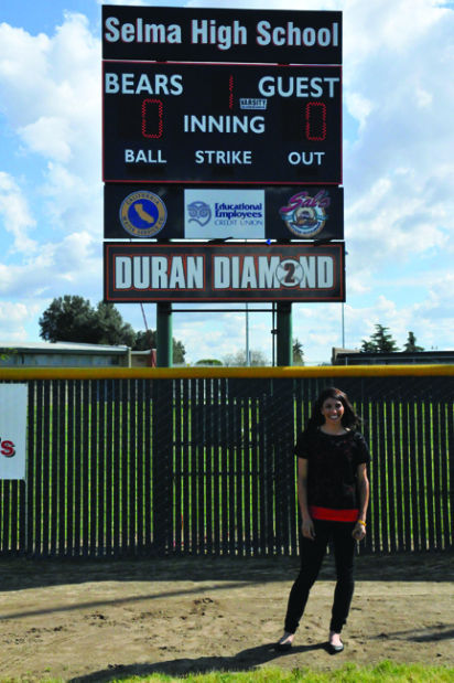 Catching up with Andrea Duran