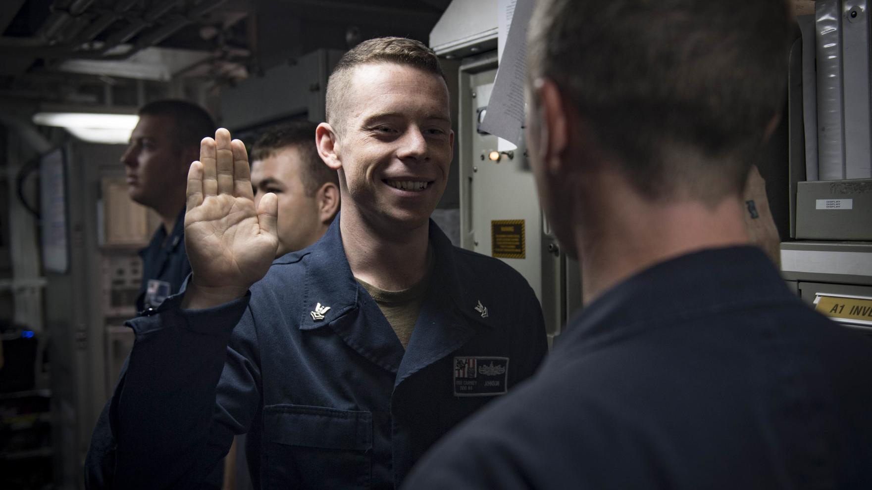 Navy Ups The Ante On Reenlistment Bonuses The Lemoore Navy News